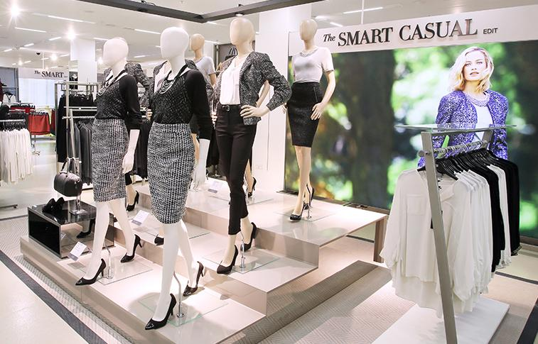 retail store display solutions