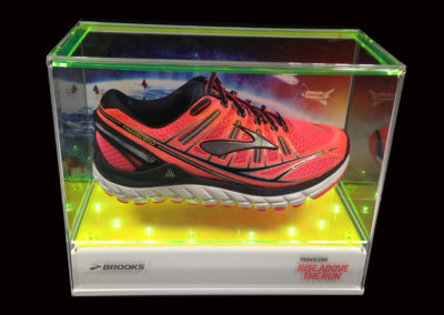 Brooks POS Display