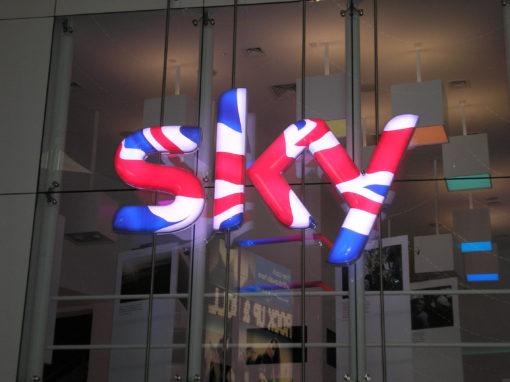 Sky at 02 Arena