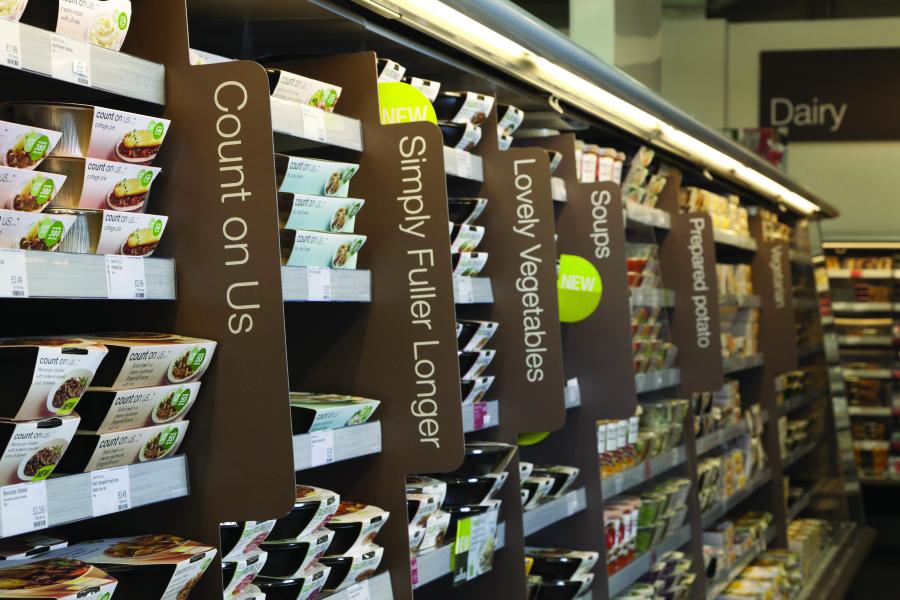 Sustainable Retail Display