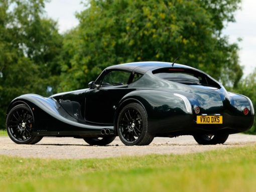 Rear Screens for Morgan Cars