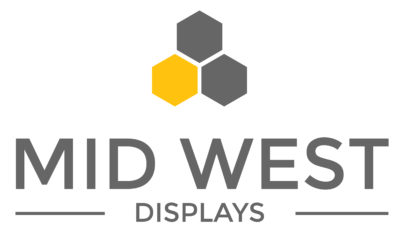 New Look, New Website for Mid West Displays