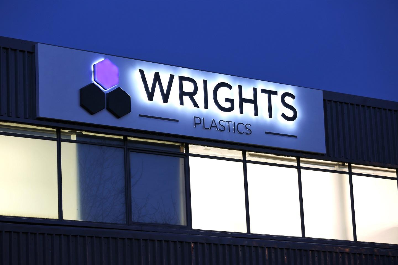 Outdoor Signs | Fascias | Illuminated Signs | Wrights Plastics