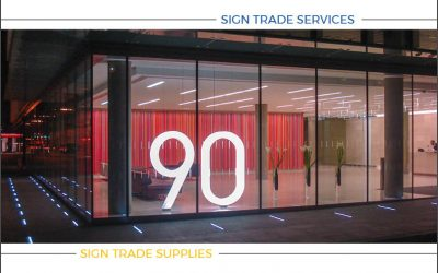 Sign Trade Services & Supplies brochure launched
