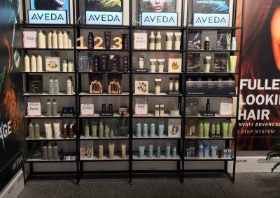 Cosmetic POS display