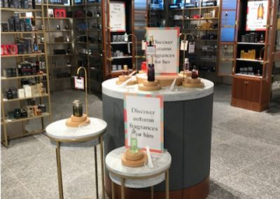 Perfumery POS Display