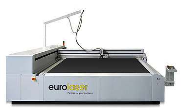 Eurolaser LCS C02 Laser Cutting System