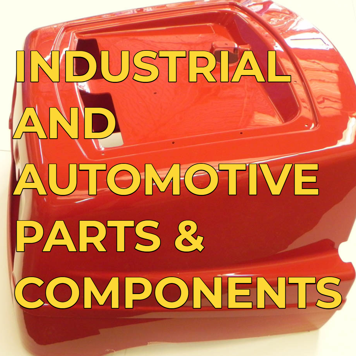 industrial parts manufacturing